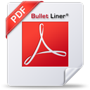 Bullet Liner PRODUCT TECHNICAL DATA BL-1